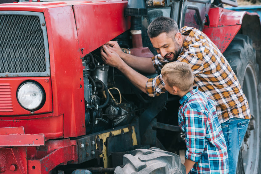 5 Tips for Farm Equipment Maintenance